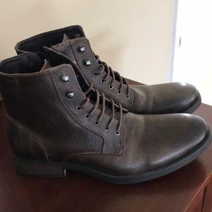 Robert Wayne zip up boot